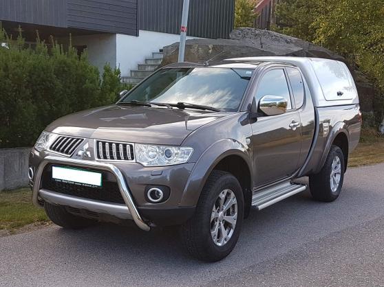 Annonce occasion, vente ou achat 'Mitsubishi L200 - 4WD HIGH'