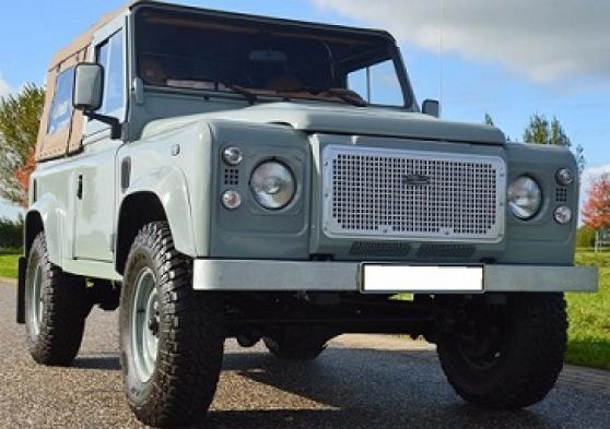 Land Rover Defender 90 Heritage Edition
