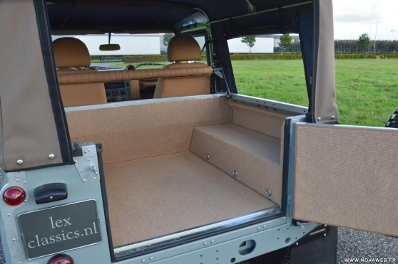 Land Rover Defender 90 Heritage Edition - Photo 4