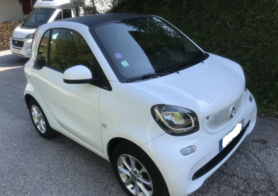 Smart Fortwo passion 71 ch