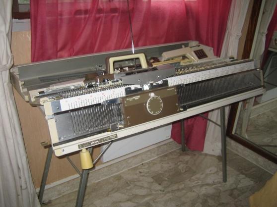 Machine à tricoter grosse laine empisal