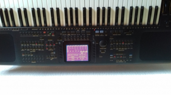 Synthétiseur Technics kn 2000