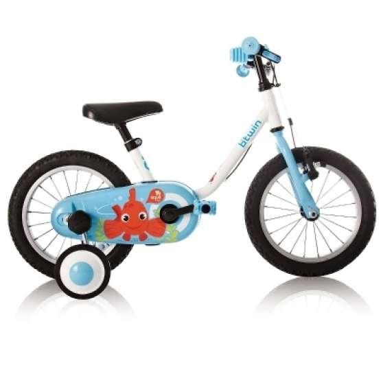 Vélo enfant btwin 14 pouces AQUA