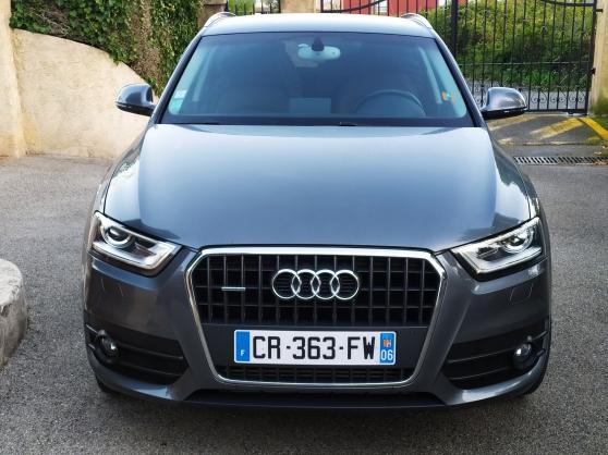 Audi Q3 Quattro toutes options