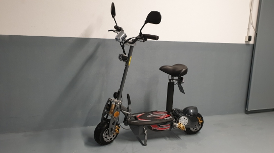 Trottinette electrique Urban.carte grise