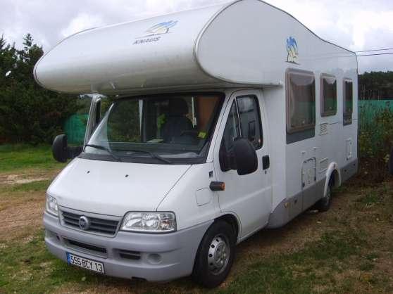 Camping car knaus 605 mf/ fiat ducato2.8 diesel