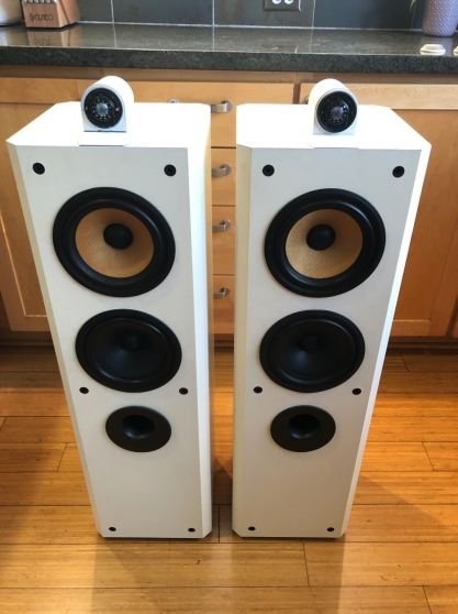 Annonce occasion, vente ou achat 'B&W speakers'