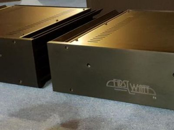 Annonce occasion, vente ou achat 'Firstwatt F4 amps 2x25w'