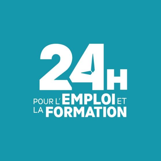 Annonce occasion, vente ou achat '24h pour l\'emploi et la formation'