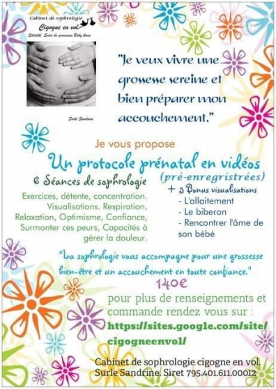 Annonce occasion, vente ou achat 'Protocole d accompagnement grossesse'