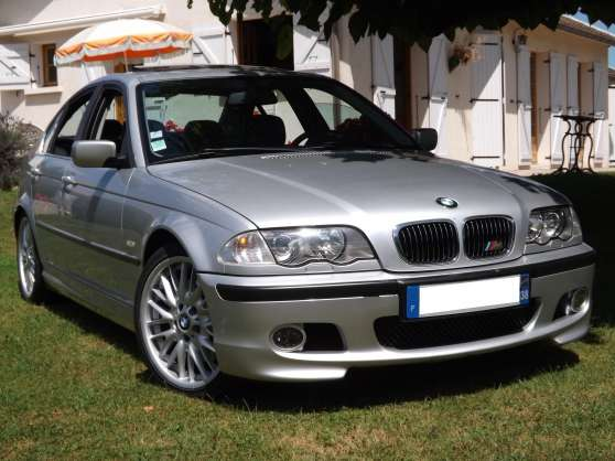 bmw 330i e46 pack m auto bmw les abrets reference aut bmw bmw petite annonce gratuite. Black Bedroom Furniture Sets. Home Design Ideas