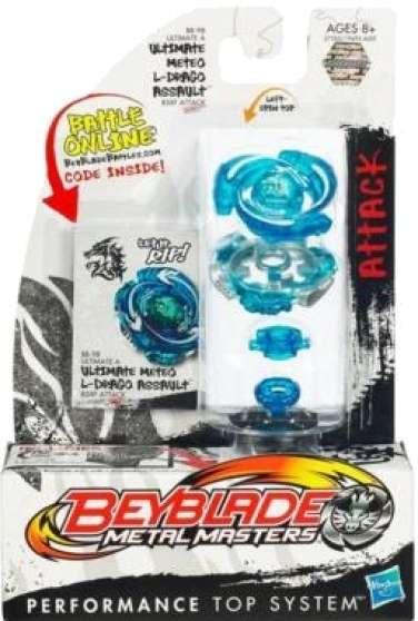 Beyblade metal MASTER ULTIMATE METEO L-D