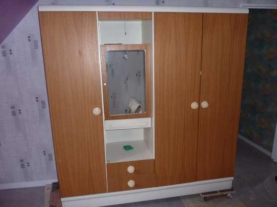 armoire chambre adulte à montlouis-sur-loire - Annonce gratuite marche.fr