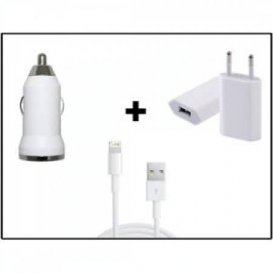 kit chargeur pour iPhone