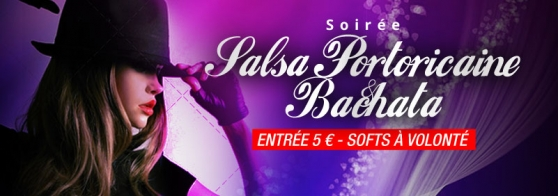 Annonce occasion, vente ou achat '18/01 20h30 Soirée Salsa On2'