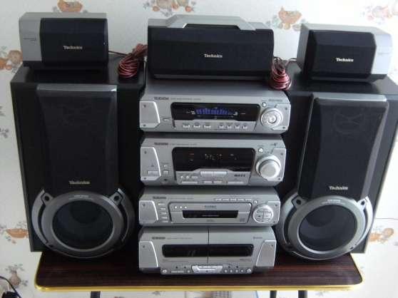 cha ne hi fi l ments s par s technic audio t l dvd cd cha ne st r o amiens. Black Bedroom Furniture Sets. Home Design Ideas