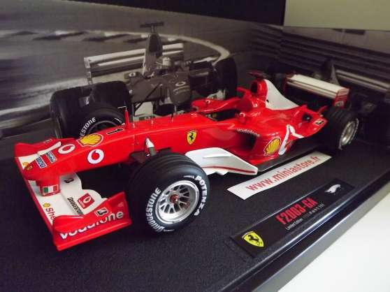 F1 1/18 Ferrari F2003ga M.Schumacher