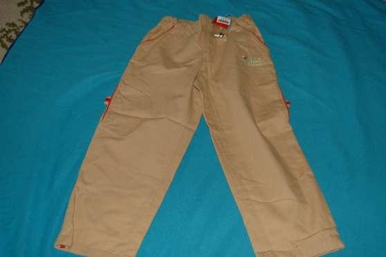 Pantalon Sergent Major neuf