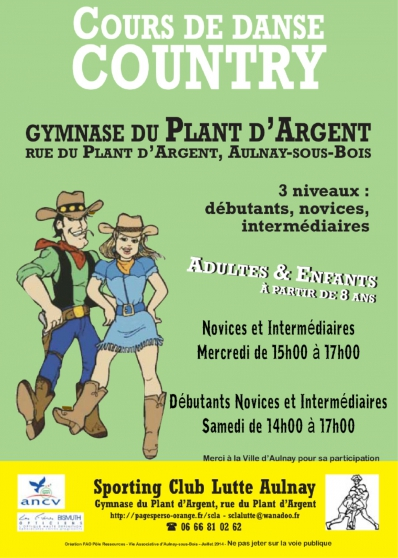 Annonce occasion, vente ou achat 'COUNTRY AULNAY'