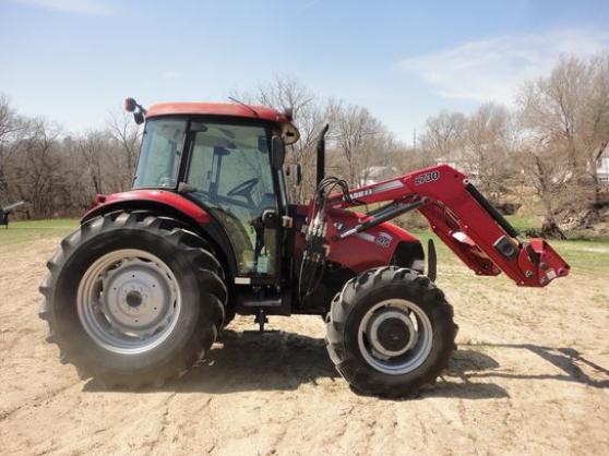 Annonce occasion, vente ou achat 'Tracteur agricole'