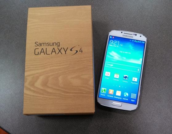 Beau Samsung Galaxy s4 4g