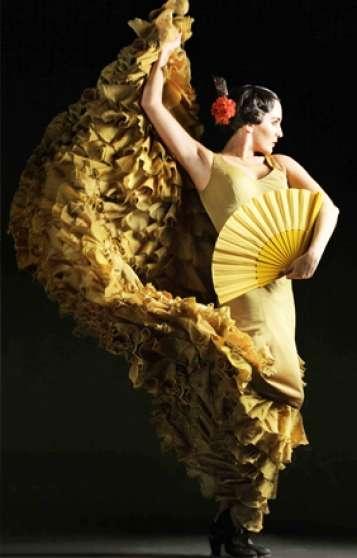 Cours danse flamenco Avignon