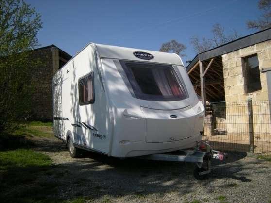 Eldorado de luxe montreuil bellay caravanes camping car caravanes caravelaire montreuil - Petit jardin de luxe montreuil ...