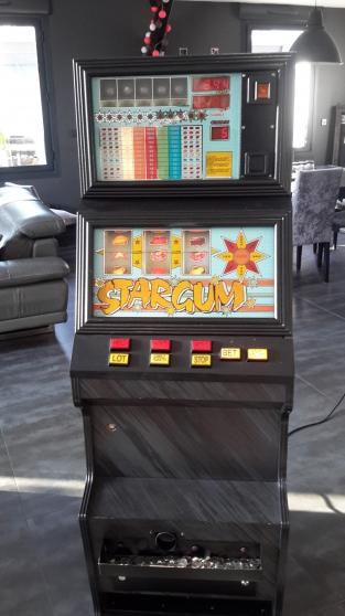 Annonce occasion, vente ou achat 'Jackpot Stargum - machine à sous'
