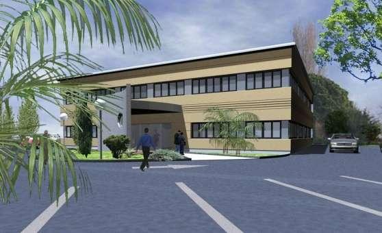 110 m² bureaux Mauguio