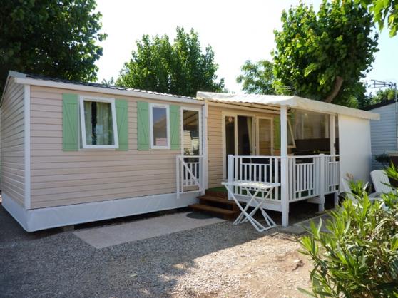 vend mobile home 6/8 places tout confort - Annonce gratuite marche.fr