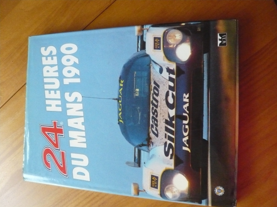 Livre des 24H du Mans 1990