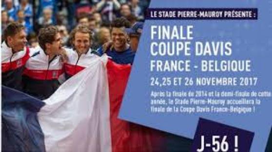places ou billets finale coupe davis - Annonce gratuite marche.fr