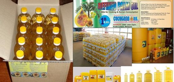 disponible huile de palme,huile de colza - Annonce gratuite marche.fr