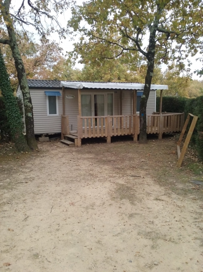 làocation mobil home en ardeche