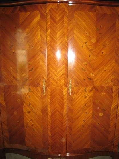 Chambre à coucher en bois de rose - Marche.fr