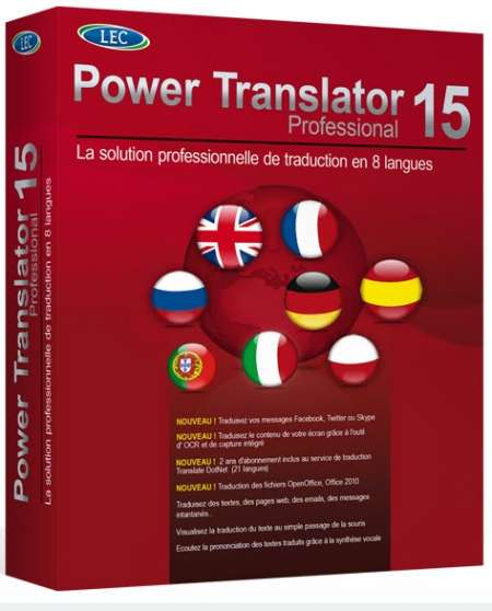power translator 15 professional - Annonce gratuite marche.fr