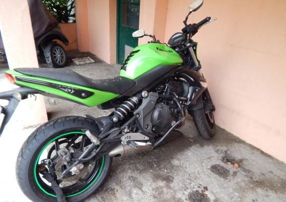 Annonce occasion, vente ou achat 'Kawasaki er6n'