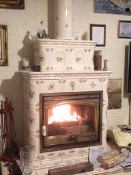Annonce occasion, vente ou achat 'chauffage aux bois,poêle faïence Desvres'