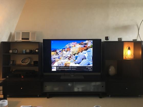 Meuble télé et meubles de rangement