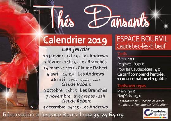 thés dansants - Annonce gratuite marche.fr