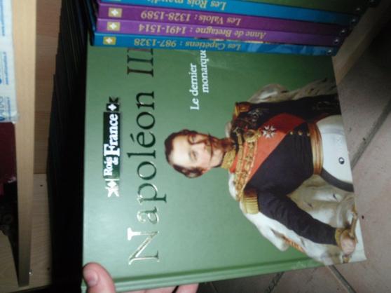 Annonce occasion, vente ou achat 'Collection Roi de France'