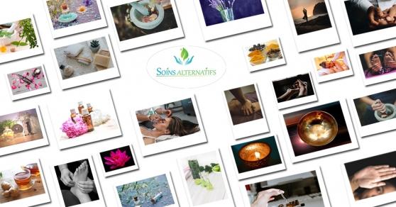 Annonce occasion, vente ou achat 'Se soigner autrement'