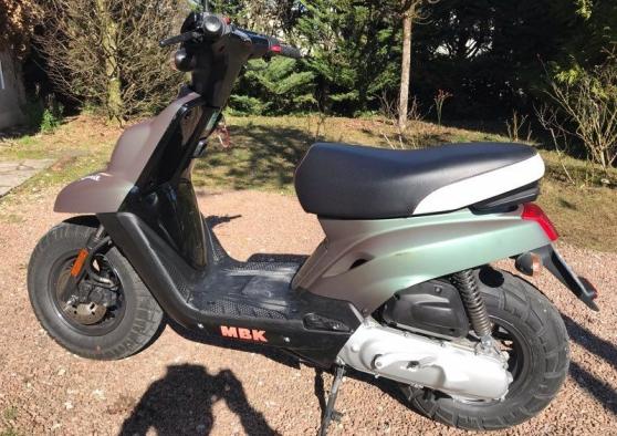Scooter MBK Spirit