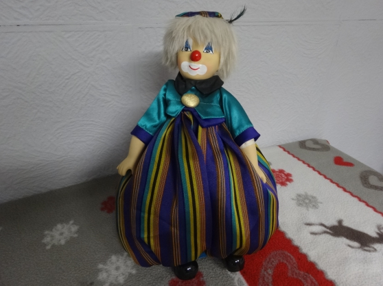 CLOWN DE COLLECTION