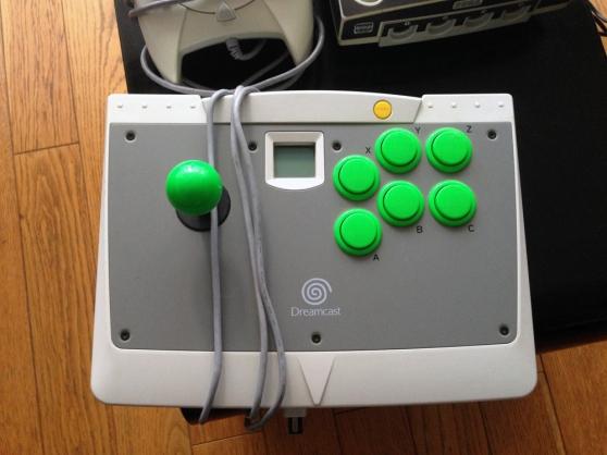 Console Dreamcast rare+accessoires+jeux - Photo 3