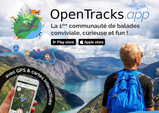 Annonce occasion, vente ou achat '[GRATUIT] Itinéraires de balades & GPS !'