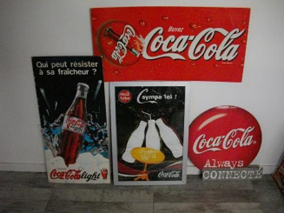 Annonce occasion, vente ou achat 'Affiche coca-cola'