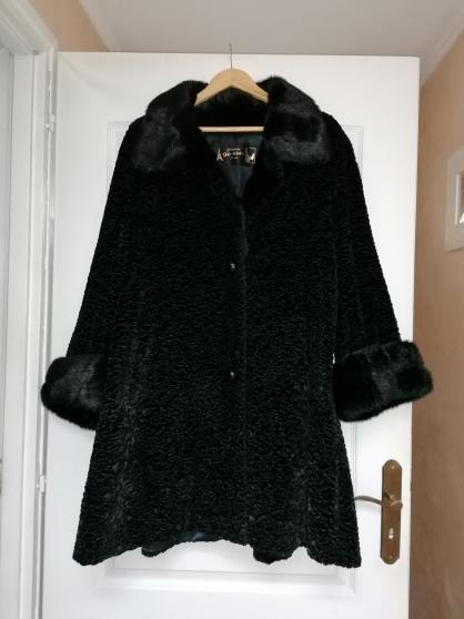 Annonce occasion, vente ou achat 'manteau fourrure'