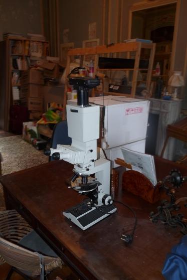 Annonce occasion, vente ou achat 'Microscope'