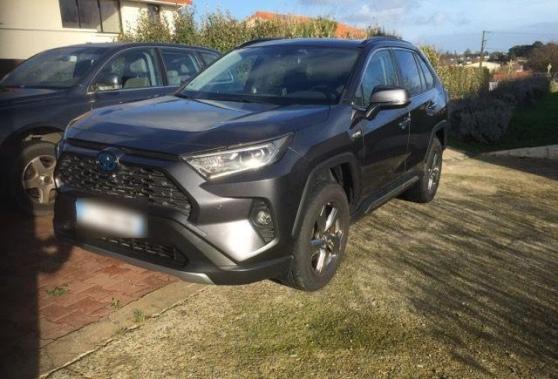 Toyota AV4 HYBRID 222cv LOUNGE AWD 2019